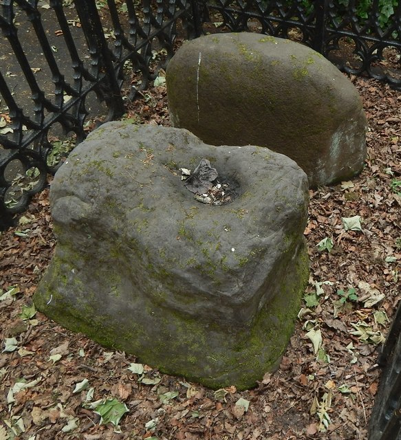 St Conval's Chariot and the Argyle Stone