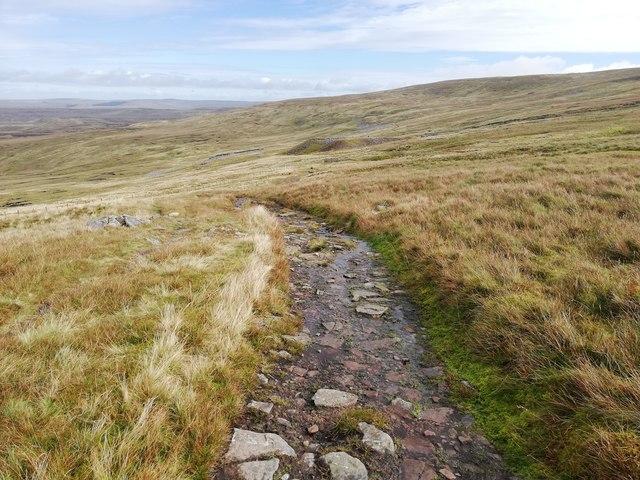 Pennine Way on Skirwith Fell
