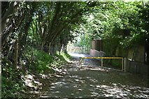 TQ6141 : End of Blackhurst Lane by N Chadwick