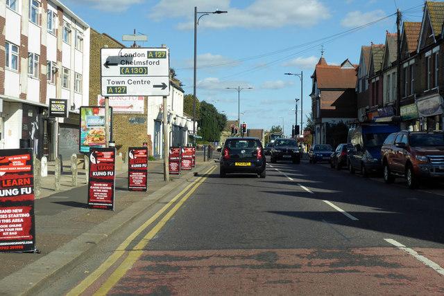 West Street, Prittlewell