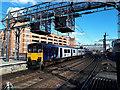 SE3033 : Selby train leaving Leeds : Week 40