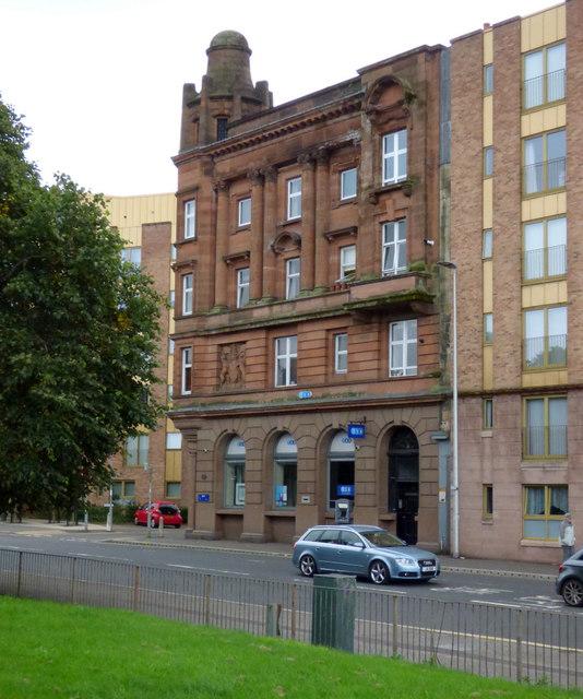 Former Savings Bank of Glasgow, Govan