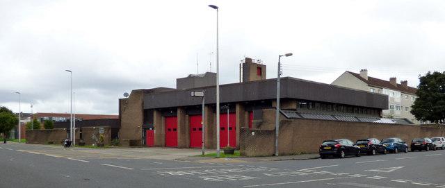 Govan Community Fire Station
