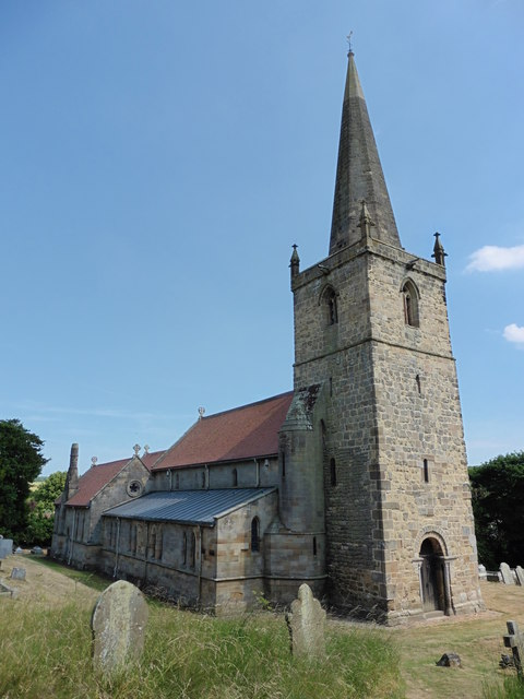 Kirby Grindalythe, North Yorkshire, St Andrew