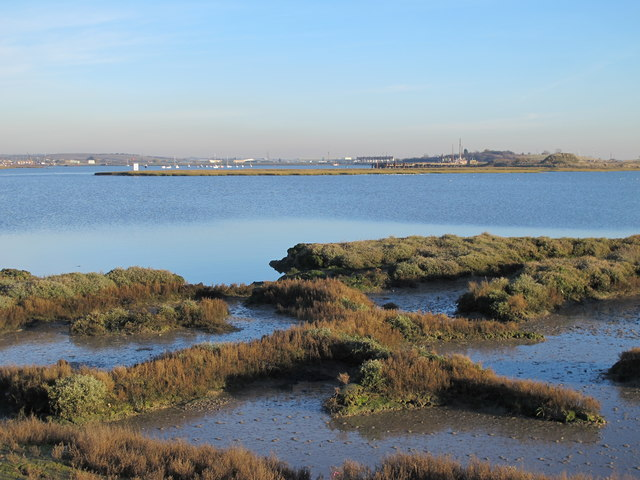 Long Reach, The Swale
