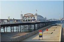 TQ3103 : Brighton Palace Pier by N Chadwick