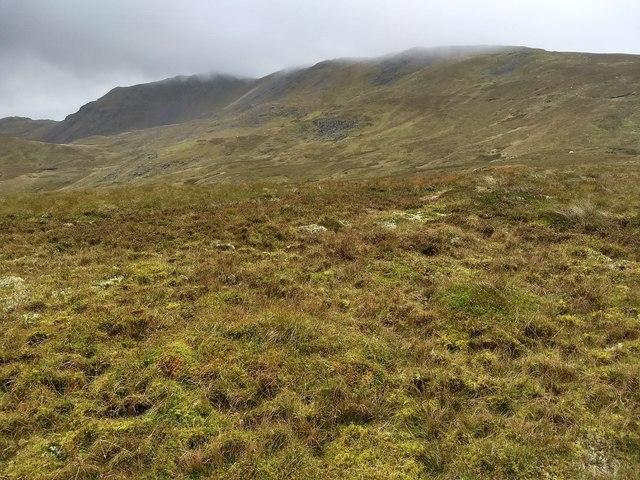 Arenig Fawr from above Bwlch Blaen-y-nant