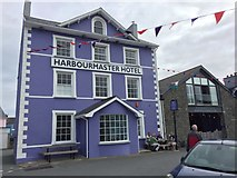 SN4562 : Harbourmaster Hotel by Alan Hughes