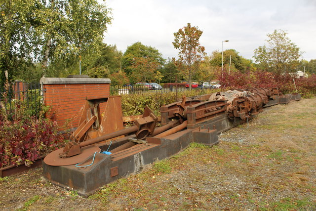 Redundant steam engine parts
