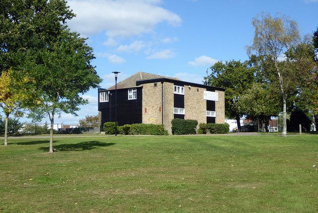 Cricket Pavilion, Chalkwell Park