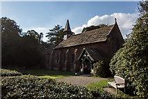 SJ8383 : Norcliffe Chapel, Quarry Bank Mill, Styal by Brian Deegan