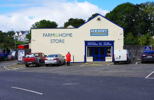Kerry Agribusiness Farm & Home Store, Springwell Cottages, Kenmare, Co. Kerry