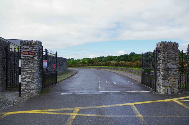 Access to Stone Circle, off Market Street, Kenmare, Co. Kerry