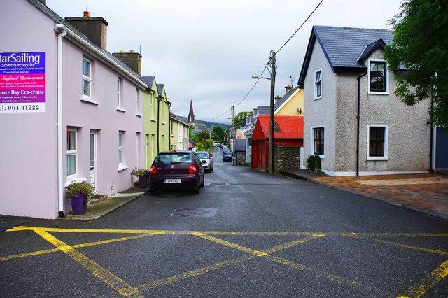 Market Street, Kenmare, Co. Kerry