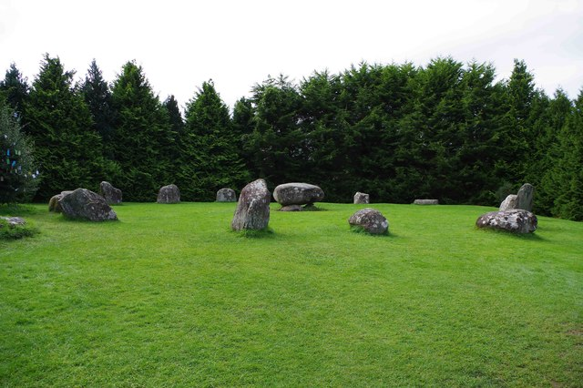 Stone Circle, Kenmare, Co. Kerry
