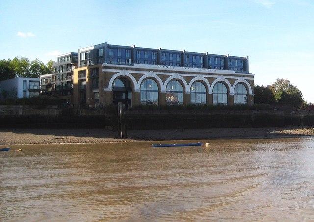 Deptford: Former Payne's Paper Wharf