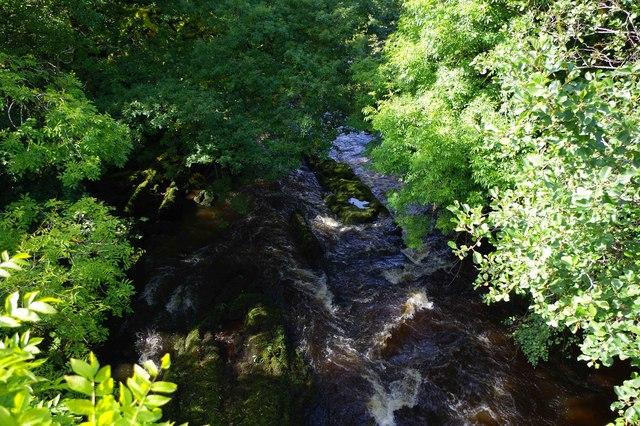 Roughty River, near Slaheny Bridge, Co.Kerry