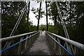 O0272 : Footbridge over the River Boyne by N Chadwick