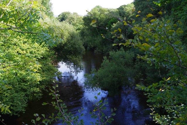 Roughty River, near Slaheny Bridge, Co. Kerry