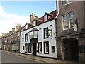 NT9928 : The Angel Inn, Wooler by John Slater