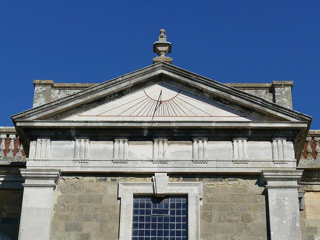 Church of SS Peter & Paul - sundial