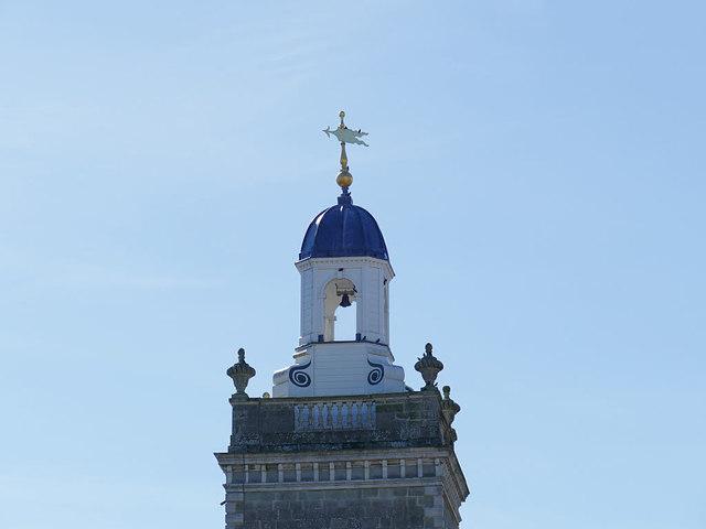 Church of SS Peter & Paul - restored cupola