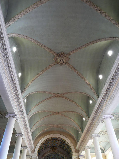 Church of SS Peter & Paul - vaulted roof