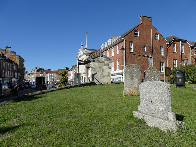 Field of Remembrance, Blandford Forum