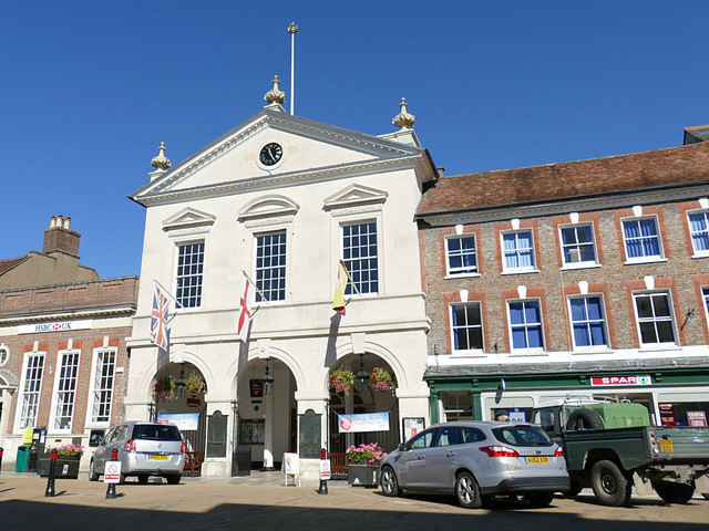 The Corn Exchange, Market Place, Blandford Forum