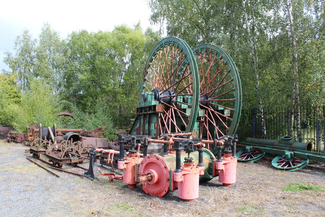 Redundant mining equipment