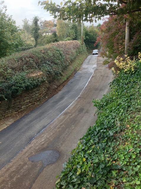 Repairing Church Lane #5