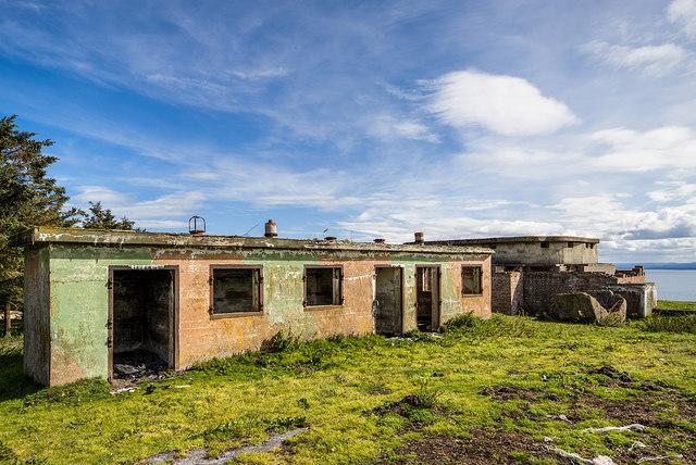North Sutor Coast Artillery Battery (7)