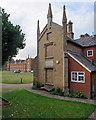 TL5338 : Saffron Walden: King Edward VI Almshouses - East Block by John Sutton
