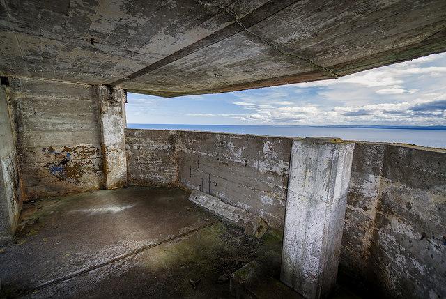 North Sutor Coast Artillery Battery (16)