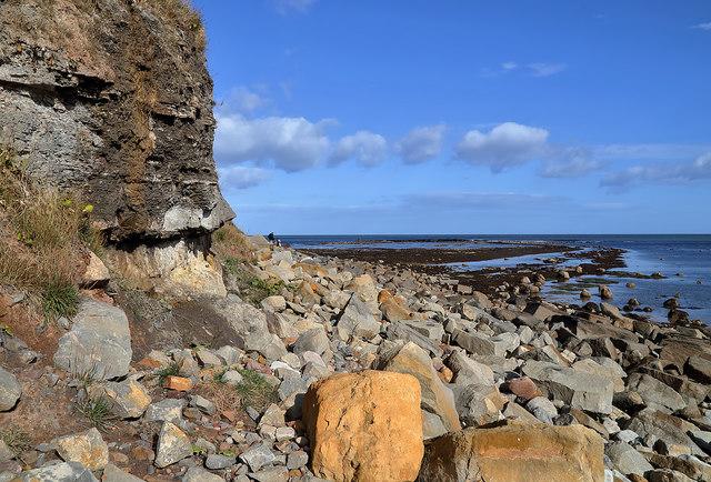 Exploring the Berwickshire Coastline