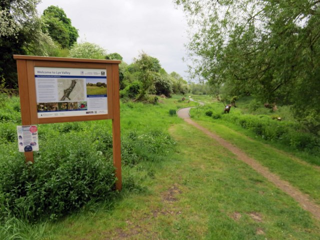 Lye Valley Nature Reserve