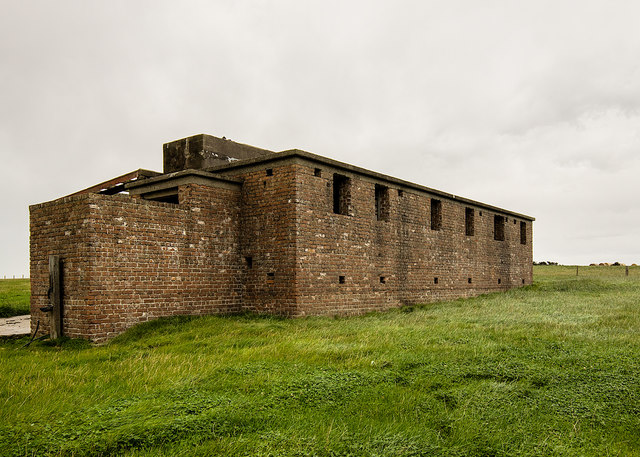 RAF Cocklaw, WWII Chain Home Low radar station (1)