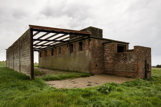 RAF Cocklaw, WWII Chain Home Low radar station (2)