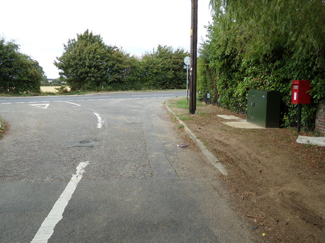 Old Road, Surrex, Coggeshall