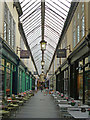 ST1876 : Wyndham Arcade, Cardiff by Robin Drayton