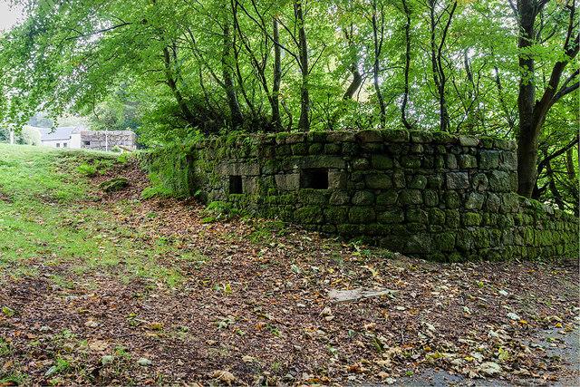 Bridge of Dye WWII Pillboxes (1)