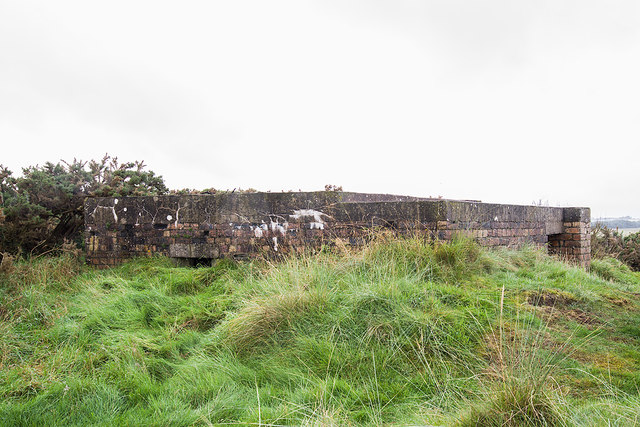 RAF Montrose - airfield defences of WWII (1)