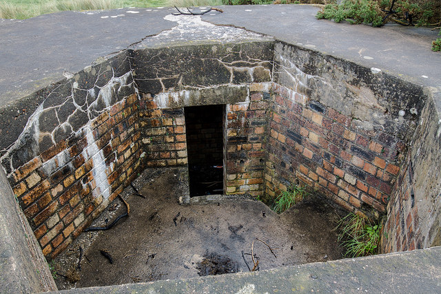 RAF Montrose - airfield defences of WWII (3)