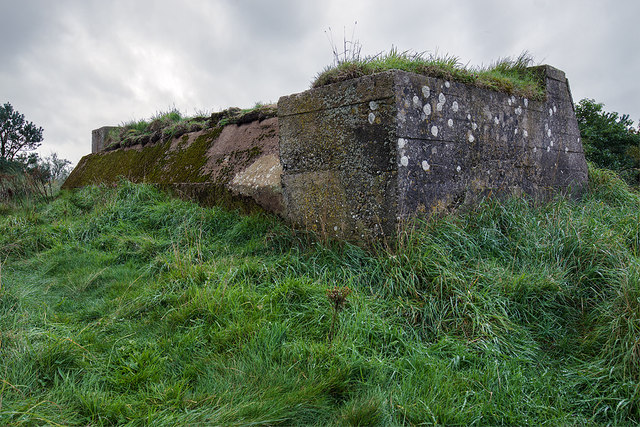 RAF Montrose - airfield defences of WWII (4)