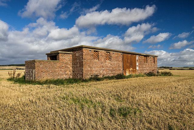 RAF St Cyrus WWII Chain Home Low radar station (1)