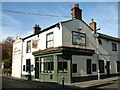 TG2309 : The Plasterers Arms public house by Evelyn Simak