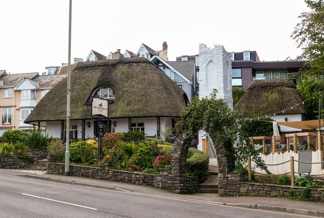 The Thatched Inn, Ilfracombe