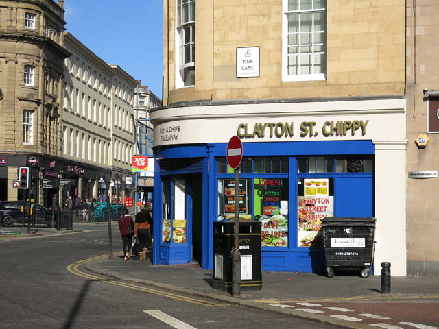 The Clayton Street Chippy