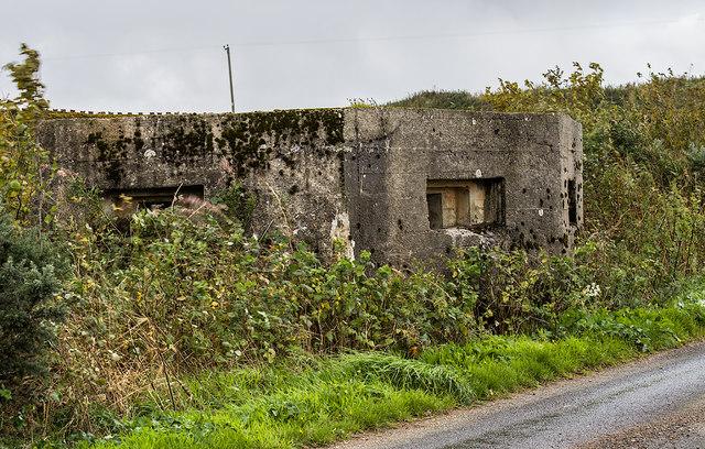 RAF Hillhead WW2 Chain Home radar station (4)