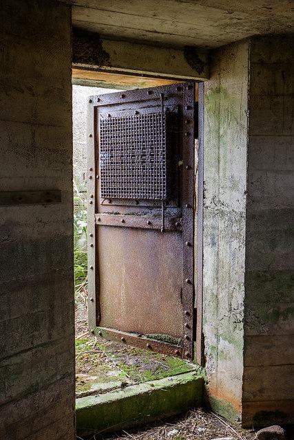 RAF Hillhead WW2 Chain Home radar station (5)
